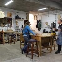 Paxche Atelier D.F México.Cours d'archèterie