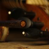 Archet pour viole de gambe soprane,création sur mesure.